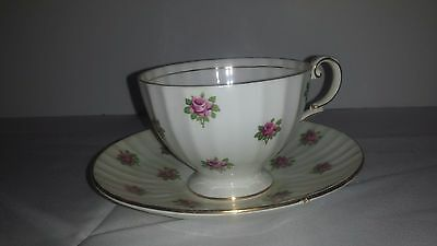 Trentham fine bone China, Staffordshire England cup and Saucer