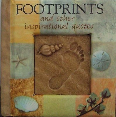 Quotations Footprints and other Inspirational quotes If your ship comes in, swim