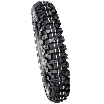 Motoz NEW Mx Tractionator 130/90-18 Enduro I/T DOT Approved Motorcycle Rear Tyre