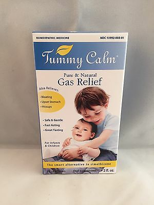 Tummy Calm Pure & Natural Gas Relief Drops for infants & children