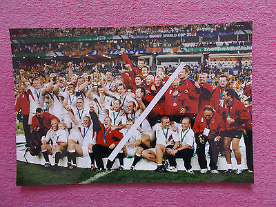 Rugby Union Photograph - British Lions 2003