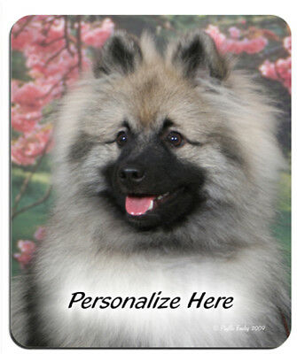Keeshond   ( 10 )    Personalized MousePad