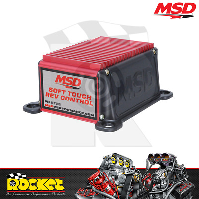MSD Soft Touch Rev Controller - MSD8728