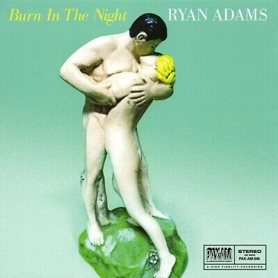 "Ryan Adams Burn In The Night limited edition 3 track US vinyl 7"" NEW/SEALED"