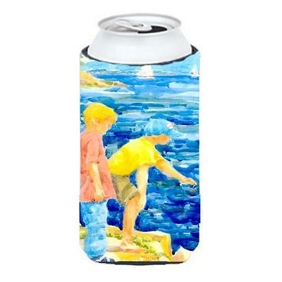 Carolines Treasures 6008TBC The Boys at the water Tall Boy Hugger • AUD 47.47