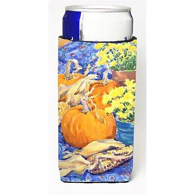 Carolines Treasures 6006MUK Flower Mums Michelob Ultra s for slim cans • AUD 47.47