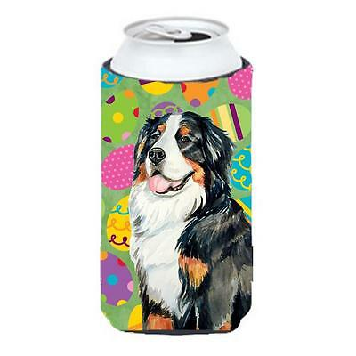 Bernese Mountain Dog Easter Eggtravaganza Tall Boy Hugger 22 To 24 oz.
