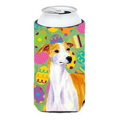 Carolines Treasures Whippet Easter Eggtravaganza Tall Boy Hugger 22 To 24 oz.