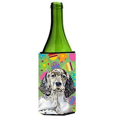 English Setter Easter Eggtravaganza Wine Bottle Hugger 24 oz. • AUD 48.26