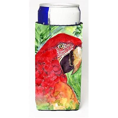Carolines Treasures KR9006MUK Bird Macaw Michelob Ultra s For Slim Cans 12 oz.