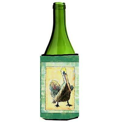 Carolines Treasures 8094LITERK Bird Pelican Wine Bottle Hugger