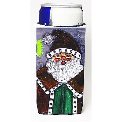 Carolines Treasures CN5035MUK Santa Claus Michelob Ultra s For Slim Cans 12 oz.