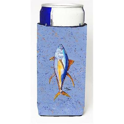 Carolines Treasures 8356MUK Fish Tuna Michelob Ultra s For Slim Cans 12 oz.