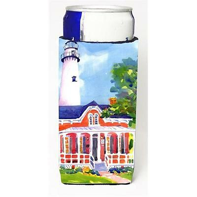 Carolines Treasures 6044MUK Lighthouse Michelob Ultra s For Slim Cans 12 oz.
