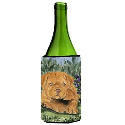 Carolines Treasures SS8032LITERK Dogue De Bordeaux Wine Bottle Hugger 24 oz. • AUD 48.26