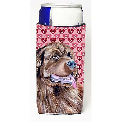 Newfoundland Hearts Love And Valentines Day Portrait Michelob Ultra s For Sli...