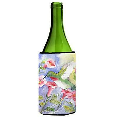 Carolines Treasures Bird Broadtail Hummingbird Wine Bottle Hugger 24 oz.