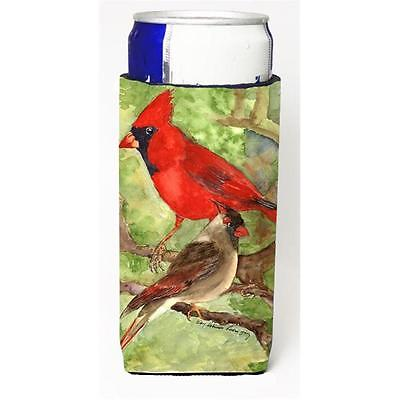 Carolines Treasures Bird Northern Cardinal Michelob Ultra s For Slim Cans 12 oz.