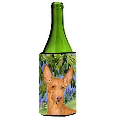 Carolines Treasures SS8268LITERK Pharoh Hound Wine bottle sleeve Hugger 24 oz.