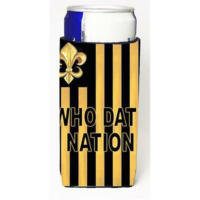 Black Gold Fleur De Lis Michelob Ultra s For Slim Cans 12 oz.