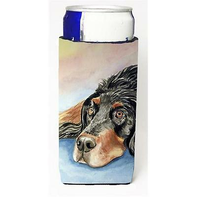 Gordon Setter Waiting on Mom Michelob Ultra bottle sleeves for slim cans 12 oz.