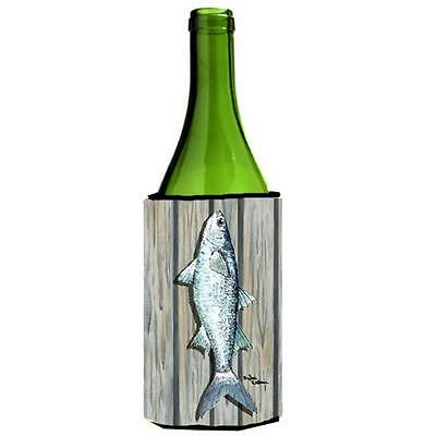 Carolines Treasures 8490LITERK Fish Mullet Wine bottle sleeve Hugger