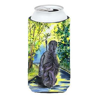 Carolines Treasures SS8181TBC Afghan Hound Tall Boy bottle sleeve Hugger
