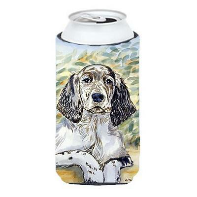 Carolines Treasures English Setter Tall Boy bottle sleeve Hugger 22 to 24 oz.