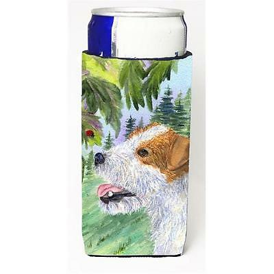 Jack Russell Terrier Michelob Ultra bottle sleeve for Slim Can