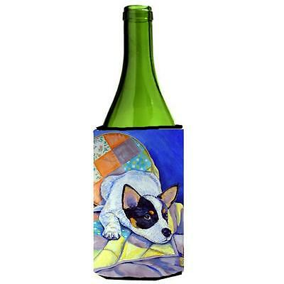 Carolines Treasures Australian Cattle Dog Sew Perfect Wine bottle sleeve Hugger