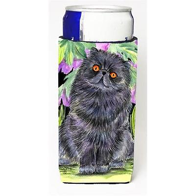 Cat Persian Michelob Ultra bottle sleeves for slim cans 12 oz.