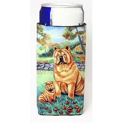 Chow Chow Mommas Love Michelob Ultra bottle sleeve for Slim Can
