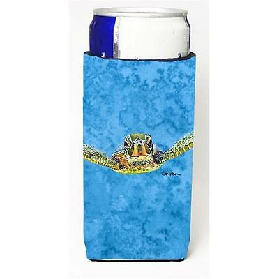 Turtle Coming at you Michelob Ultra bottle sleeves for slim cans 12 oz.
