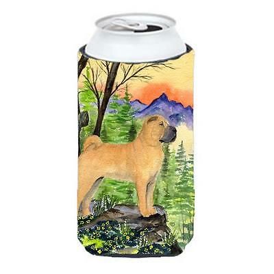 Carolines Treasures Shar Pei Tall Boy bottle sleeve Hugger 22 To 24 oz.