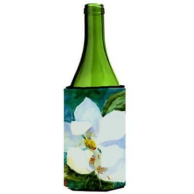 Carolines Treasures MM6054LITERK Flower Magnolia Wine bottle sleeve Hugger