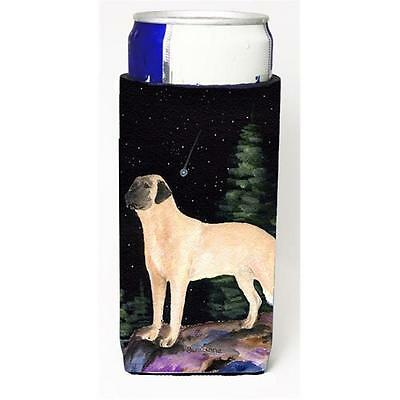 Starry Night Anatolian Shepherd Michelob Ultra bottle sleeves For Slim Cans 1...