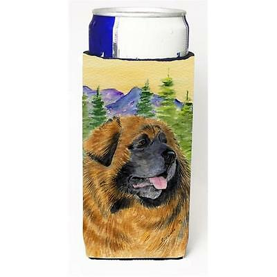 Carolines Treasures Leonberger Michelob Ultra bottle sleeve for Slim Can