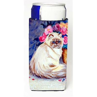 Persian Cat Michelob Ultra bottle sleeves For Slim Cans 12 oz.