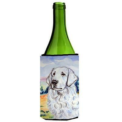 Carolines Treasures 7058LITERK Kuvasz Wine bottle sleeve Hugger 24 oz.
