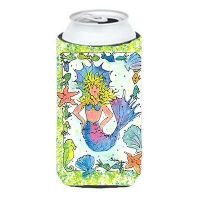 Carolines Treasures 8080TBC Mermaid Tall Boy bottle sleeve Hugger 22 To 24 Oz.