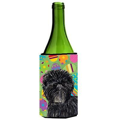 Affenpinscher Easter Eggtravaganza Wine bottle sleeve Hugger 24 Oz.