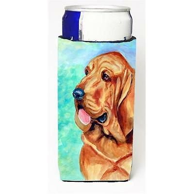 Carolines Treasures Bloodhound Michelob Ultra bottle sleeves For Slim Cans