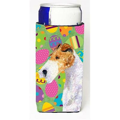 Fox Terrier Easter Eggtravaganza Michelob Ultra bottle sleeves For Slim Cans ...