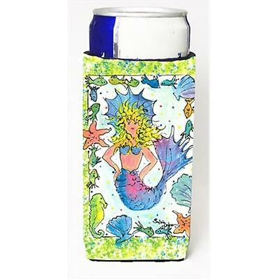 Blonde Funky Mermaid Michelob Ultra bottle sleeves For Slim Cans 12 Oz.