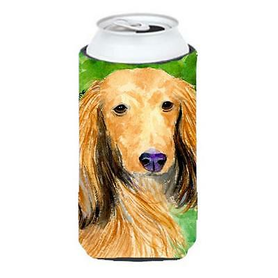 Carolines Treasures Dachshund Tall Boy bottle sleeve Hugger 22 To 24 Oz.