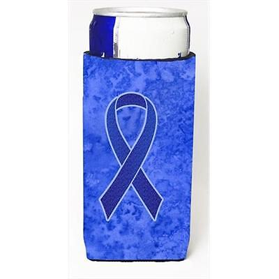 Dark Blue Ribbon for Colon Cancer Awareness Michelob Ultra bottle sleeves for...