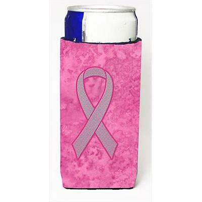 Pink Ribbon for Breast Cancer Awareness Michelob Ultra bottle sleeves for sli...