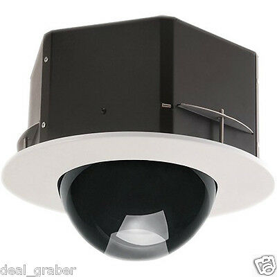 """7"""" Indoor Recessed Ceiling Housing for Fixed (Box) Cameras NEW"""
