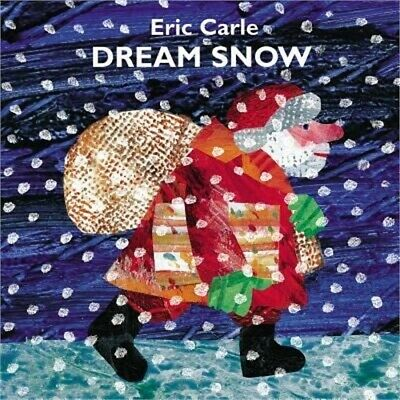 Dream Snow by Eric Carle (2000, Hardcover)