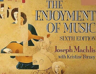Basic Recordings for The Enjoyment of Music Sixth Edition Audio Cassettes